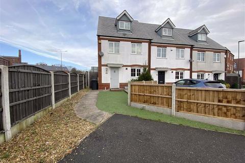 3 bedroom townhouse to rent - Disraeli Crescent, Ilkeston, Derbyshire