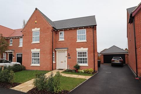 4 bedroom detached house for sale - Sunburst Drive, Manor Fields, Nuneaton, CV11