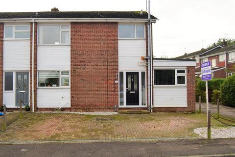 3 bedroom end of terrace house for sale - Capel Close, Parkwood, Rainham