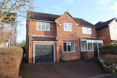 3 bedroom detached house for sale - Vale Road, Pownall Park, Wilmslow