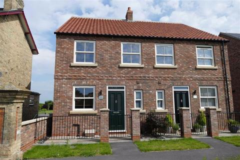 3 bedroom semi-detached house to rent - Main Street, Barmby Moor