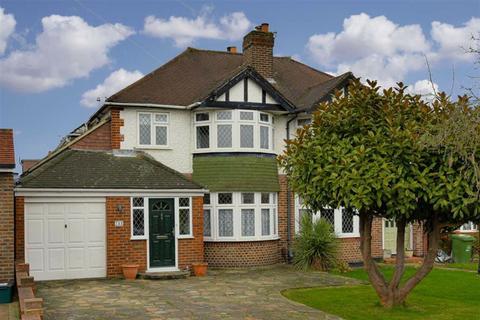 3 bedroom semi-detached house for sale - St Clair Drive, Worcester Park, Surrey