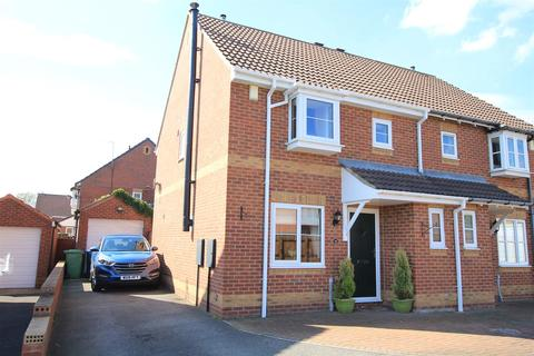 3 bedroom semi-detached house for sale - Barton Close, Newton Aycliffe