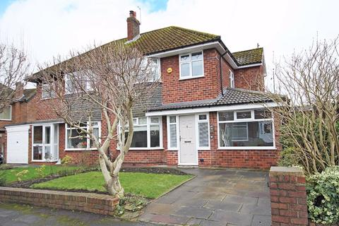 3 bedroom semi-detached house for sale - Goodwood Crescent, Timperley, Cheshire