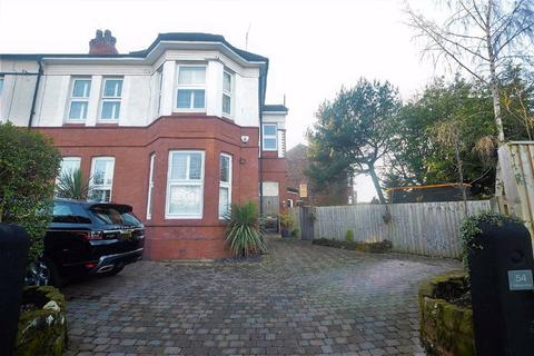 6 bedroom semi-detached house for sale - Wellington Road, Oxton, CH43