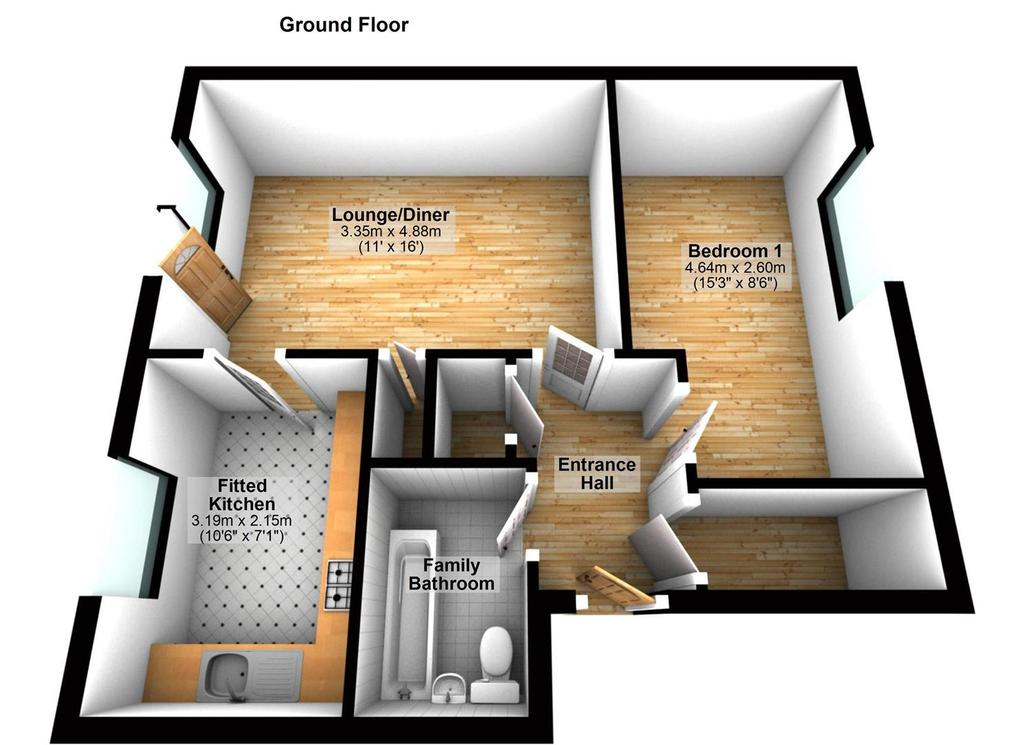 Floorplan: 18 Hammer Court, Luton   Floor 0.jpg