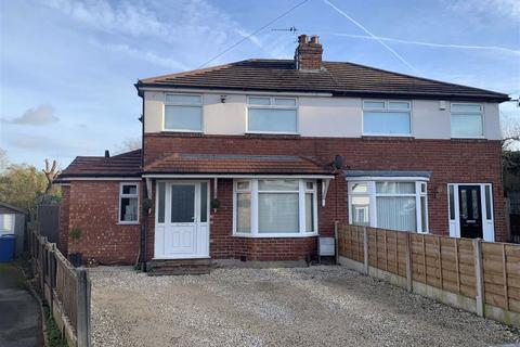 3 bedroom semi-detached house for sale - Russell Avenue, High Lane, Stockport, Cheshire