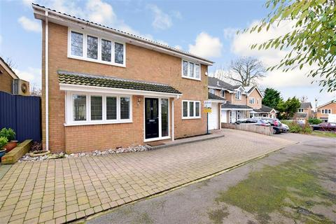 4 bedroom detached house for sale - Celestine Close, Walderslade Woods, Chatham, Kent