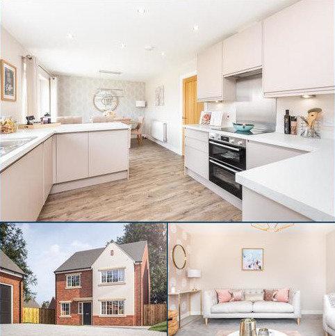 4 bedroom detached house for sale - Plot Berton 59 and 68, Berton at St Davids, St Davids Road LS21