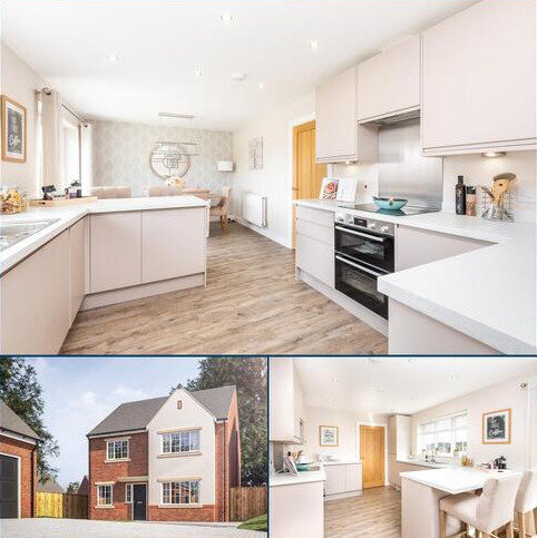 4 bedroom detached house for sale - Plot Berton 68, Berton at St Davids, St Davids Road LS21