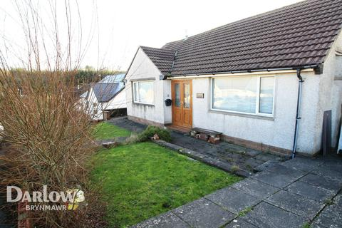 2 bedroom bungalow for sale - Barnes Close, Ebbw Vale