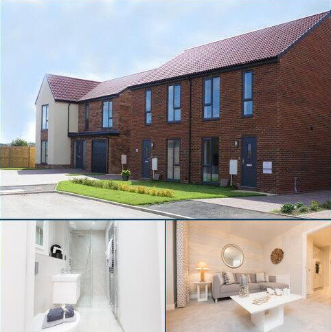 3 bedroom semi-detached house for sale - Plot 41, 42, The Holly at Wayside Point, Wayside Point NE61