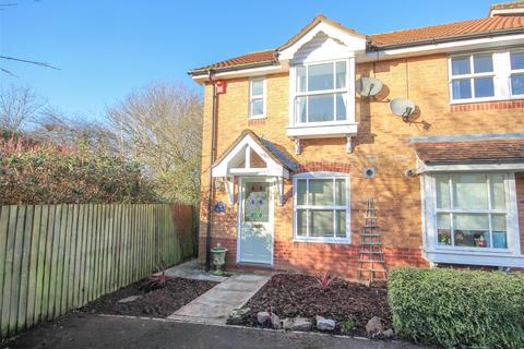2 bedroom end of terrace house for sale - The Beeches, Bradley Stoke, Bristol, BS32