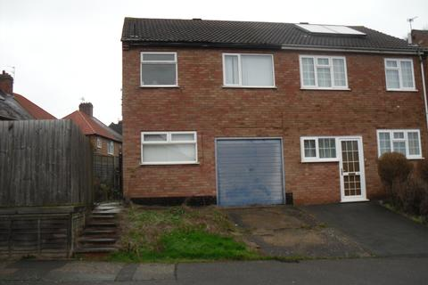 3 bedroom semi-detached house for sale - Heather Road , Leicester  LE2
