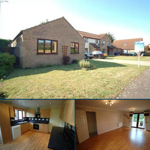 3 bedroom bungalow to rent - Hawthorn Walk, Beck Row, Bury St. Edmunds, Suffolk, IP28