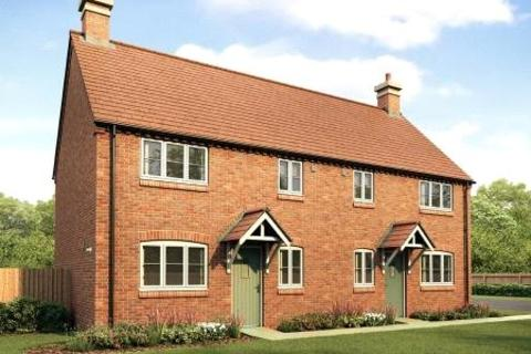 3 bedroom semi-detached house for sale - Wood Burcote, Towcester, Northamptonshire, NN12