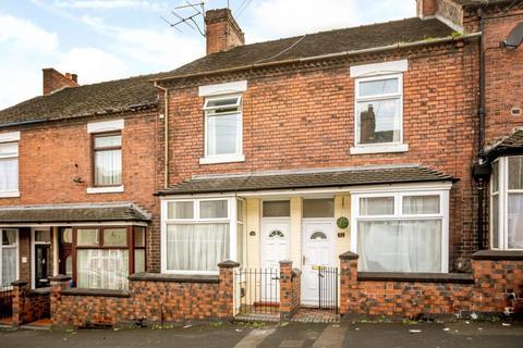 2 bedroom terraced house for sale - Hazelhurst Street, Stoke-on-Trent, ST1 3HF