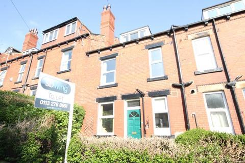 2 bedroom terraced house to rent - Woodside Avenue, Burley, Leeds, LS4 2QX