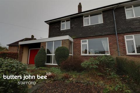 3 bedroom semi-detached house for sale - Chartwell Road, Stafford