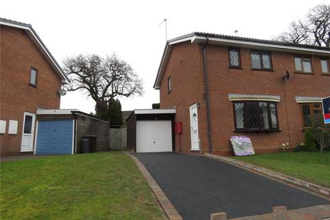 2 bedroom semi-detached house to rent - Kinsham Drive, Solihull, West Midlands, B91