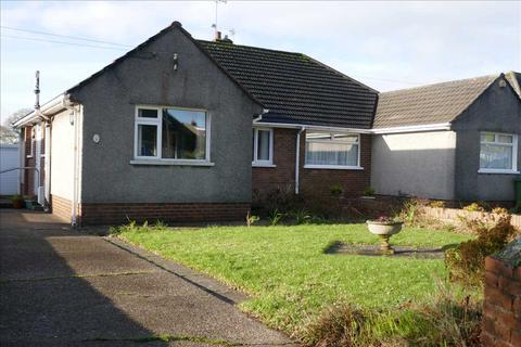 2 bedroom bungalow for sale - Clos Ton Mawr, Rhwibina, Cardiff