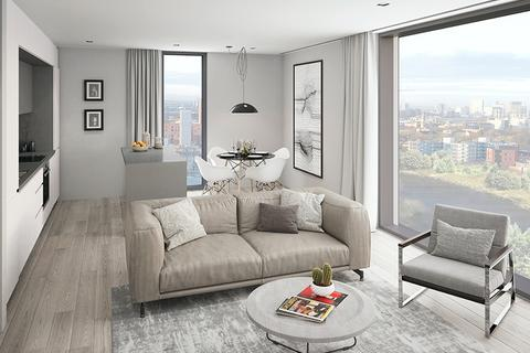 1 bedroom apartment for sale - Plot Graphene 1.03 at Aspen Woolf, Graphene House, Uptown Riverside, Springfield Lane M3