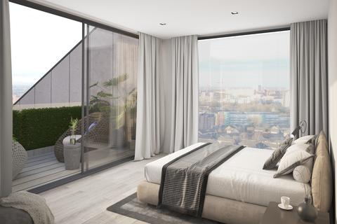 2 bedroom apartment for sale - Plot Graphene 1.04 at Aspen Woolf, Graphene House, Uptown Riverside, Springfield Lane M3