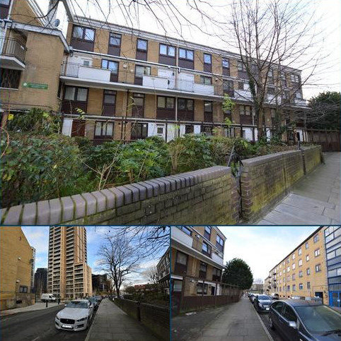 2 bedroom maisonette to rent - John McDonald House, Glengall Grove, London E14