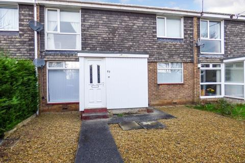 2 bedroom ground floor flat for sale - Monkside, Cramlington, Northumberland, NE23 6JT