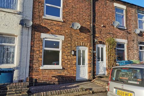 2 bedroom terraced house to rent - Peel Street ST16