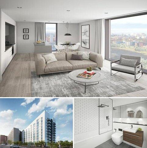 2 bedroom apartment for sale - Plot Graphene 2.01 at Aspen Woolf, Graphene House, Uptown Riveside, Springfield Lane M3