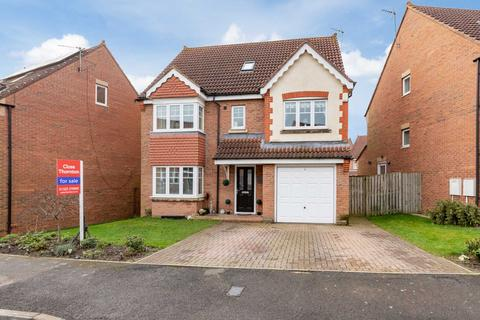 6 bedroom detached house for sale - Neile Court, Bishop Auckland