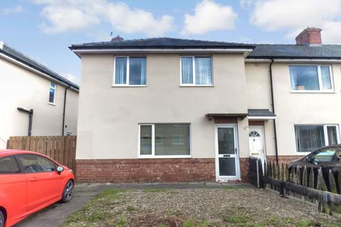 3 bedroom semi-detached house for sale - St. Bedes Road, Blyth, Northumberland, NE24 4BH