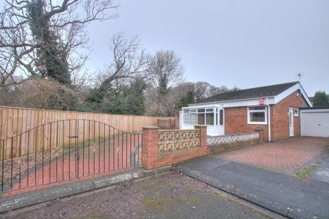2 bedroom bungalow for sale - Overton Close, Dumpling Hall, Newcastle upon Tyne, NE15 7XL