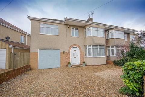 4 bedroom semi-detached house for sale - Bromley Drive, Downend, Bristol, BS16 6JQ