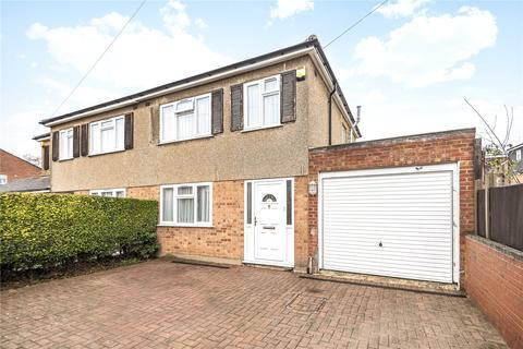3 bedroom semi-detached house for sale - Crosier Road, Ickenham, Uxbridge, Middlesex, UB10