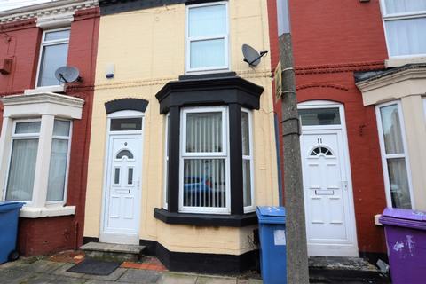 2 bedroom terraced house to rent - Jesmond Street Wavertree Liverpool L15 1EX