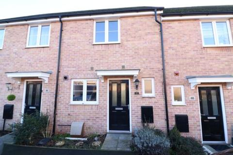2 bedroom terraced house to rent - Alnwick Close, Rushden, NN10 0TB
