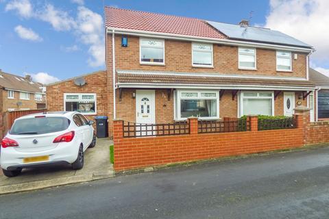 2 bedroom semi-detached house for sale - Smillie Close, Peterlee, Durham, SR8 5JH