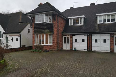 4 bedroom semi-detached house to rent - The Boulevard, , Sutton Coldfield, B73 5JE