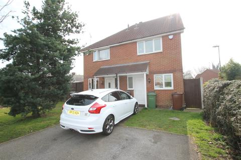 2 bedroom semi-detached house to rent - Academy Close , Nottingham  NG6