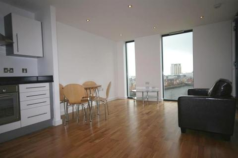 1 bedroom apartment to rent - The Quays Salford M50