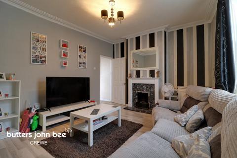 3 bedroom end of terrace house for sale - Richard Moon Street, Crewe
