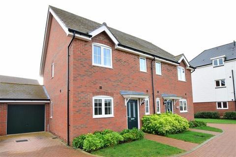 3 bedroom semi-detached house for sale - Hop Pocket Way, Headcorn, Ashford, Kent