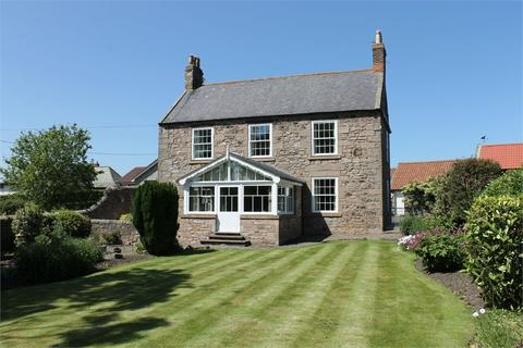 4 bedroom detached house for sale - East Ord Farmhouse & Former Farm Buildings, East Ord, Berwick Upon Tweed