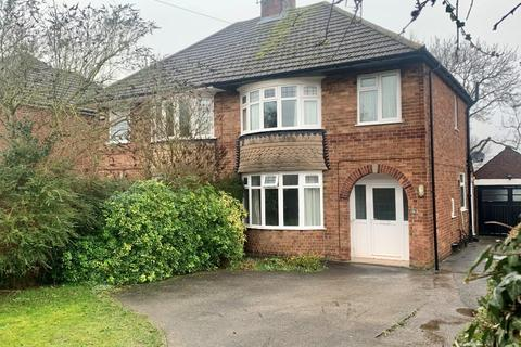 3 bedroom semi-detached house to rent - Hawthorn Road, , Lincoln, LN2 4QX