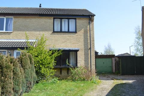 2 bedroom semi-detached house to rent - Leconfield Close, , Lincoln, LN6 0NU