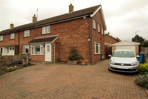 3 bedroom end of terrace house for sale - Little Chequers, Wye, Ashford, Kent, TN25