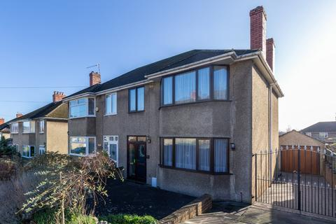 3 bedroom semi-detached house for sale - Wyedale Avenue, Coombe Dingle, Bristol, BS9