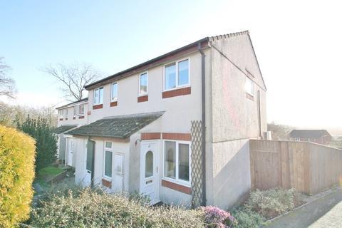 2 bedroom end of terrace house for sale - Holman Way, Ivybridge